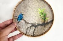 Universo da arte têxtil é tema de exposição no Sesc