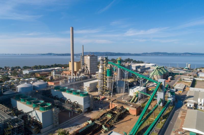 Operação tem capacidade para produzir 1,86 milhão de toneladas/ano e 60 mil toneladas de papel/ano