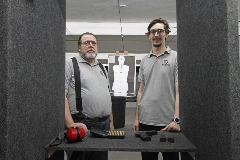 Os sócios Mauro e Julio acreditam que o mercado está crescendo