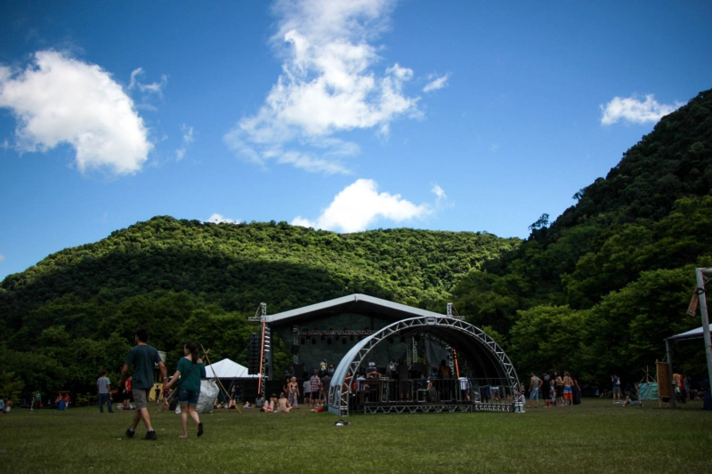 Balneário Ouro Verde, em Santa Maria, recebe 40 atrações musicais entre esta quinta-feira e domingo