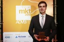 JC recebe o Top de Marketing da ADVB-RS
