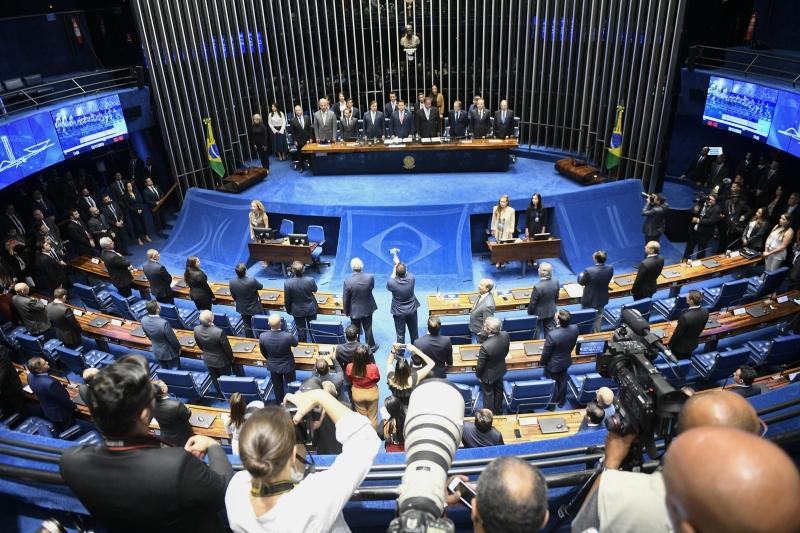 Foram R$ 115,9 milhões para deputados e senadores eleitos em 2018