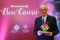 Jornal do Comércio é homenageado pela Santa Casa de Porto Alegre