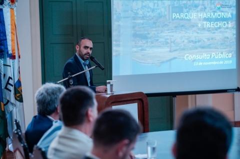 Prefeitura abre consulta para concessão da orla 1 e Parque Harmonia