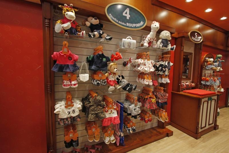Entrevista com proprietários da Criamigos, loja de pelúcias personalizáveis.