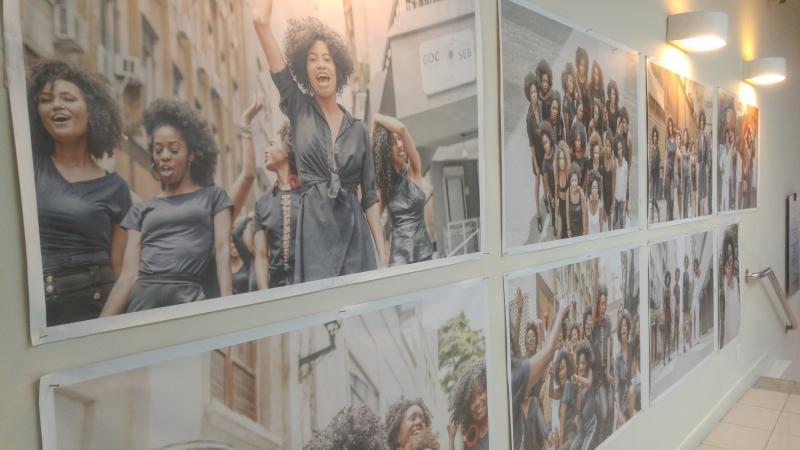 Com tema Mulheres (in)visíveis, exposição fica no CCCEV e outros locais até fevereiro de 2020