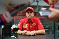 Vettel mira bom resultado em Interlagos para apagar acusação de trapaça