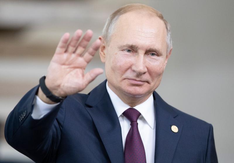 Partido de Putin propõe que governo possa zerar contagem de mandatos presidenciais