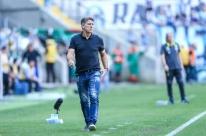 Renato Gaúcho desmente renovação com o Grêmio: 'Nem comecei a conversar'