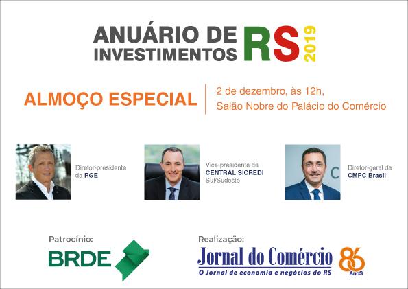 Evento do Jornal do Comércio com a ACPA