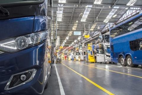 Marcopolo registra faturamento recorde de R$ 4,3 bilhões em 2019