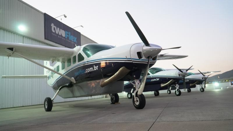 Azul comprou empresa de táxi aéreo por R$ 123 milhões no início do ano