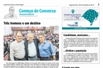 Três governadores