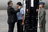 Morales diz que pode voltar à Bolívia para terminar mandato sem tentar reeleição