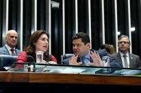 Senadores fecham acordo com Moro para votar segunda instância nesta quarta