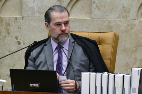 Toffoli vota por limitar envio de dados financeiros ao MP