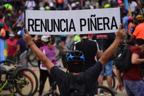 Piñera usará militares para proteger infraestrutura ante protestos no Chile