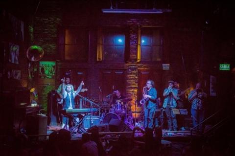 Clube do Blues celebra cinco anos com diversas atrações