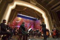 Mozart e canto lírico no  Domingo Clássico Juvenil