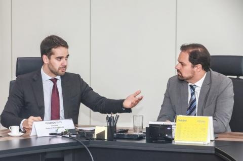 Leite discute as reformas estadual e federal