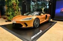 McLaren Automotive apresenta modelo GT superleve