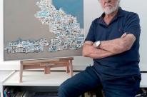 Vitório Gheno inaugura sua nova exposição, 'Cidades paralelas'