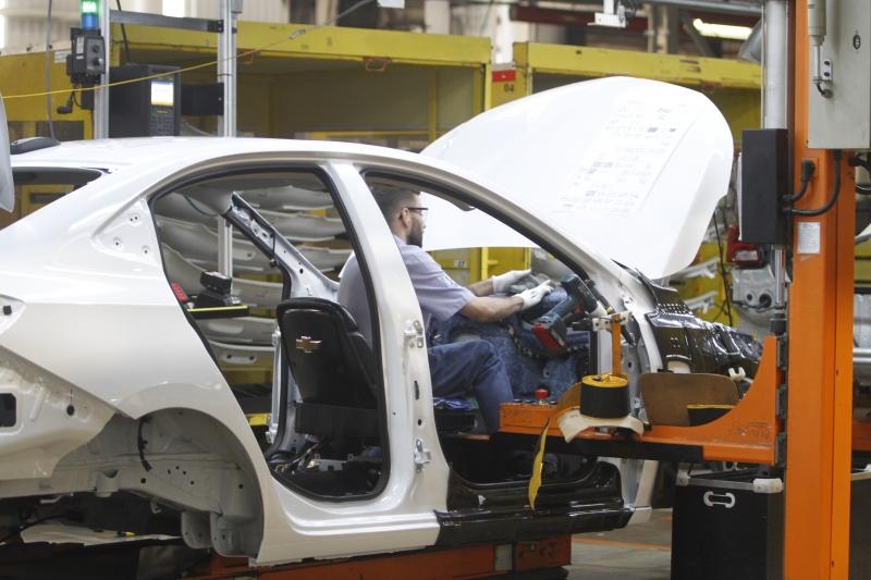 Expectativa dos industriais melhorou, indica o levantamento da FGV