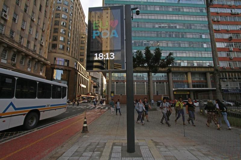 Brasil Outdoor deverá instalar 168 relógios em até 24 meses a partir do ano que vem