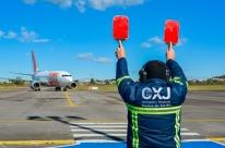 Aeroporto recebe chancela temporária para voos internacionais