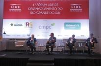 Lide debate perspectivas ao desenvolvimento