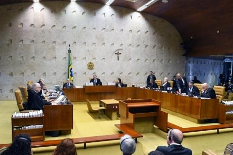 STF forma maioria para criminalizar o não pagamento de ICMS declarado