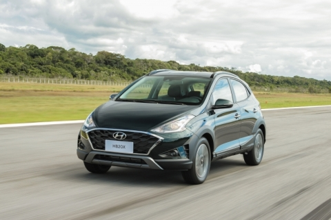 HB20X de nova geração chega às revendas da Hyundai