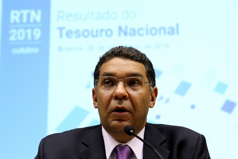 Mansueto Almeida permanece na Secretaria do Tesouro Nacional