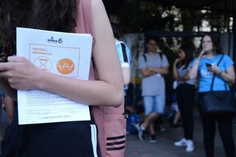 Ufrgs divulga gabarito do último dia de provas do vestibular 2020