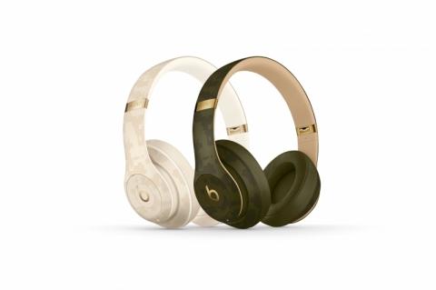 Novos fones da Beats chegam ao mercado com cores de luxo