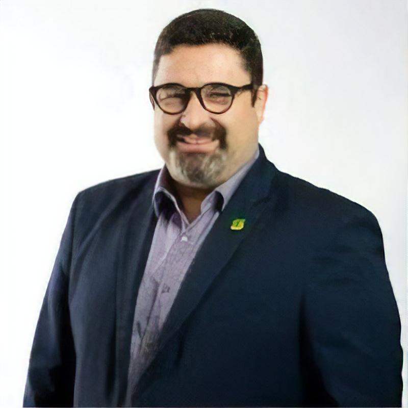 Michel Machado, do Subway - Reprodução Linkedin