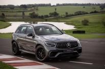 SUV da Mercedes-AMG fica mais conectado e dinâmico