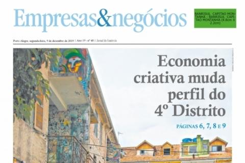 Indústria criativa acelera revitalização do 4º Distrito