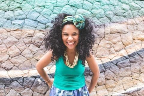 Pâmela Amaro interpreta sambas de compositores gaúchos com apoio municipal