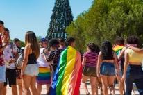 Parque da Redenção: sol, Natal e parada livre atraem multidão