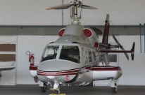Governo vende aeronaves da BM fora de uso