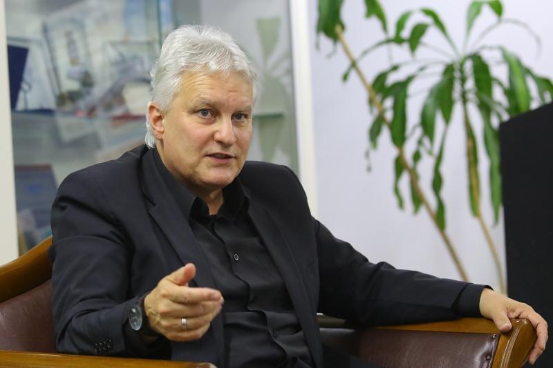 Alexandre Damo de Bem informa que a iniciativa começou há 5 anos