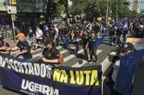 Servidores da segurança pública planejam mobilizações para a semana de votação do pacote