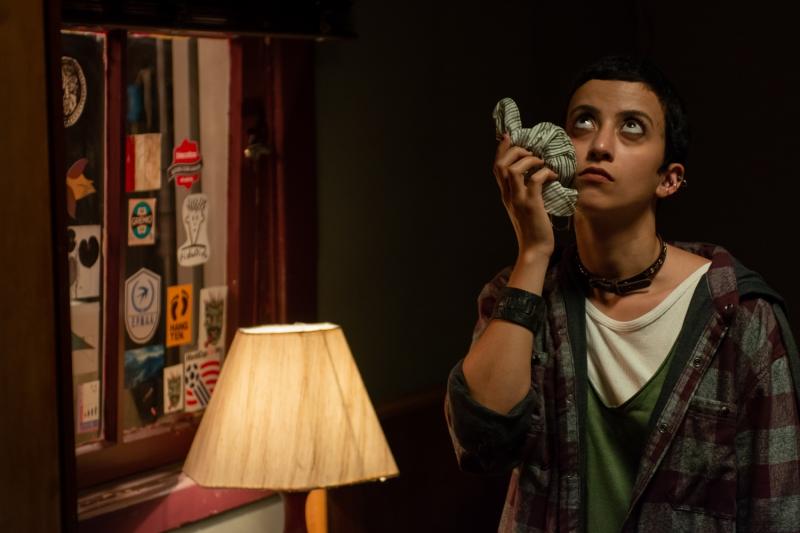 Gabriela Poester em 'Aos olhos de Ernesto', integrante do Cineclube do Cidade Cinematográfica