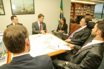 No STF, Leite defende criminalização de sonegadores de ICMS