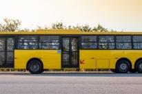 VWCO realiza pré-lançamento do superônibus 22.280 ODS