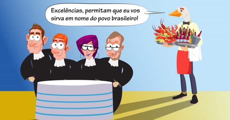 Charge Espaço Vital 1 - Credito Gerson Kauer - Divulgação EV