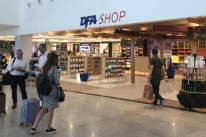 Limite de compras em free shops sobe para US$ 1 mil em aeroportos