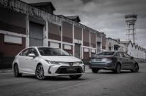 Toyota disponibiliza blindagem certificada para o novo Corolla