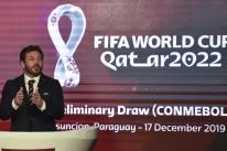 Conmebol pede à Fifa o adiamento do início das eliminatórias para a Copa